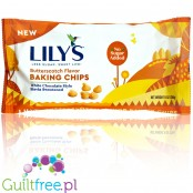 Lily's Sweets Butterscotch Flavor White Chocolate Style Baking Chips, No Sugar Added 9 oz.