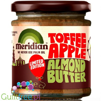Meridian Toffee Apple Almond Butter 170g