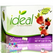 Ideal xylitol based sweetener in sachets