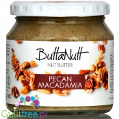 ButtaNut Pecan Macadamia 250g - roasted nut butter from RPA