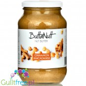 ButtaNut Cinnamon Macadamia 1KG - roasted nut butter from RPA