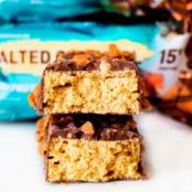 Maximuscle Protein Bar Salted Caramel