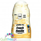 Skinny Food Barista Shot French Vanilla - concentrated sweet coffee drops, 0 calories