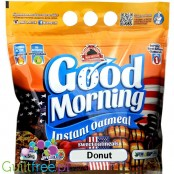 Max Protein Good Morning Instant Oatmeal 1,5 kg Bombón Crocante