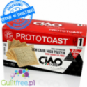 Ciao Carb toast with low glycemic index