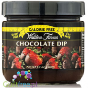 Walden Farms Chocolate Dip - Chocolate flavored cream with sweeteners