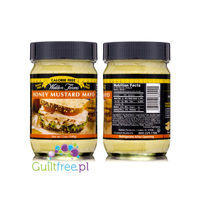 Walden  Farms  Honey  Mustard  Mayo