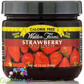 Walden Farms strawberry spread - Calorie Free