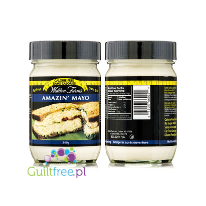Walden Farms Amazin Mayo - Sandwich cream with mayonnaise flavor with sweeteners