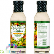 Walden Farms Coleslaw Dressing - Coleslaw type salad dressing with sweeteners