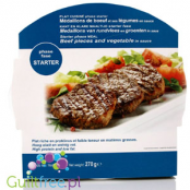 Dieti Meal high protein & low carb ready dish, Beef in creamu sauce with herbs and vegetables