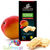 Cavalier Mango Raspberry White Chocolate with stevia DISCONTINUED