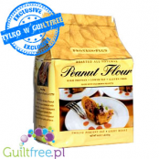 ProteinPlus all-natural lightly roasted Peanut Flour