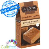 Sans Sucre No Sugar Added Blondie Mix with Stevia
