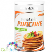 Body Attack Baking mix with stevia protein pancakes & waffles
