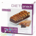 Caramel Delight Flavored Bar - High-protein baked low-carbon bar with no added caramel and peanut-flavored sugar, contains sugar