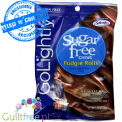 GoLightly Sugar Free Chews Fudgie Rolls