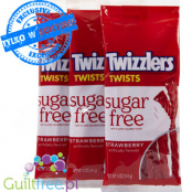 Sugar Free Twizzlers Strawberry