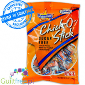 Atkinson's Chick-O-Stick Sugar Free Crunchy Peanut Butter and Toasted Coconut Candy