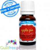 Funky Flavors Apple pie for shakes, desserts, yoghurt, ice cream & pancakes