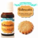 Funky Flavors Butterscotch for shakes, desserts, yoghurt, ice cream & pancakes