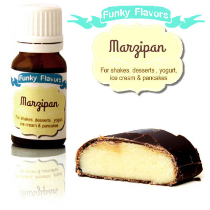 Funky Flavors Marzipan for shakes, desserts, yoghurt, ice cream & pancakes