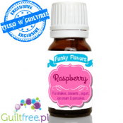 Funky Flavors Raspberry for shakes, desserts, yoghurt, ice cream & pancakes