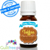 Funky Flavors toffee for shakes, desserts, yoghurt, ice cream & pancakes
