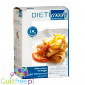 Dieti Meal High protein orange pancakes