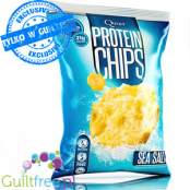 Quest Nutrition protein chips, Sea Salt DISCONTINUED BY THE MANUFACTURER