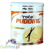 Body Attack protein wanilla pudding