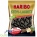 Haribo Stevi-Lakritz - Sugar-free sweets, with sweeteners