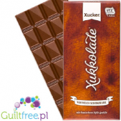 Milk chocolate with sweetened finnish xylitol