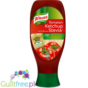 Tomato Ketchup sweetened with stevia