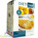 Dieti Meal high protein lemon pancakes