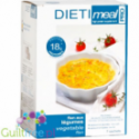 Dieti Meal high protein vegetable frittatta