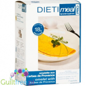 Dieti Meal high protein omelette with herbs