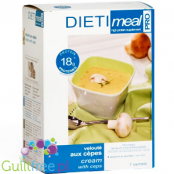 Dieti Meal high protein mushrrom soup