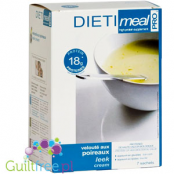 Dieti Meal Velouté aux poireaux - a high-protein soup with a pore flavor