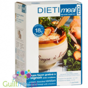 Dieti Meal high protein onion soup with croutons