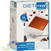 Dieti Meal high protein chocolate pudding