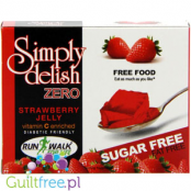 Simply delish zero Strawberry Jelly