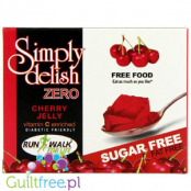 Simply delish zero Cherry Jelly