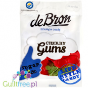 De Bron Cherry Gums sugarfree