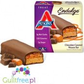 Atkins Treat Endulge Chocolate Caramel Mousse