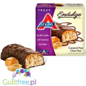 Atkins Treat Endulge Caramel Nut Chew Bar