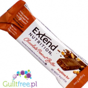 Extend Nutrition, AnytimeBar, Chocolate Peanut Butter - Chocolate bar protein with peanuts with low glycemic index