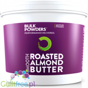 Bulk Powders smooth natural almond butter