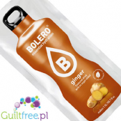 Bolero Instant Fruit Flavored Drink with sweeteners, Ginger