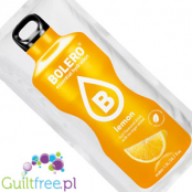 Bolero Instant Fruit Flavored Drink with sweeteners, Lemon
